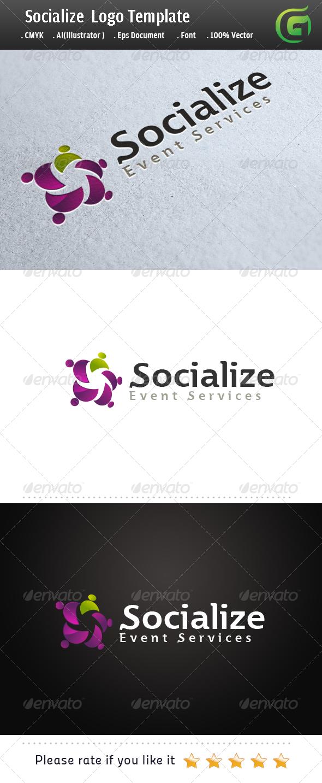 GraphicRiver Socialize 5881381