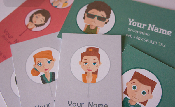 Customizable Vector Characters