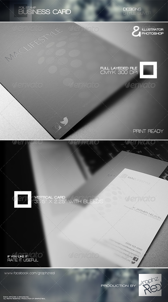 GraphicRiver Business Card 005 5979455