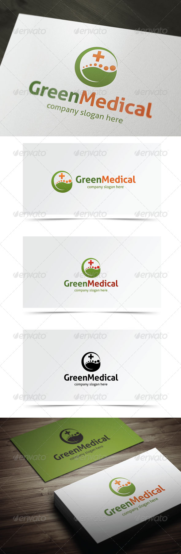 GraphicRiver Green Medical 5980725