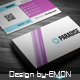 Paradise Corporate Business Card -by Emon - GraphicRiver Item for Sale