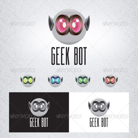 GraphicRiver Geek Bot 5981213