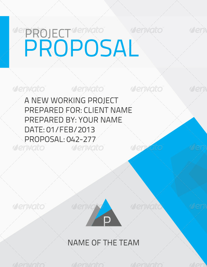 Corporate Proposal Contract Invoice by yordstudio – Free Sales Proposal Template