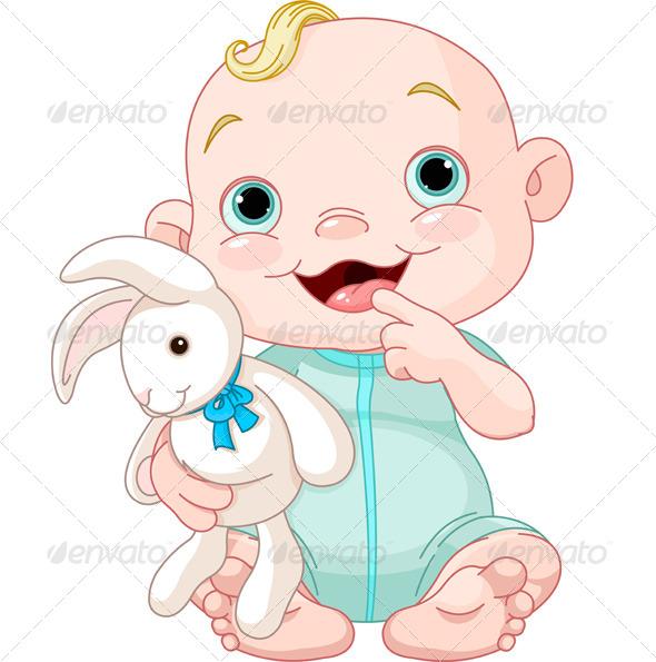 GraphicRiver Baby Boy 5982058