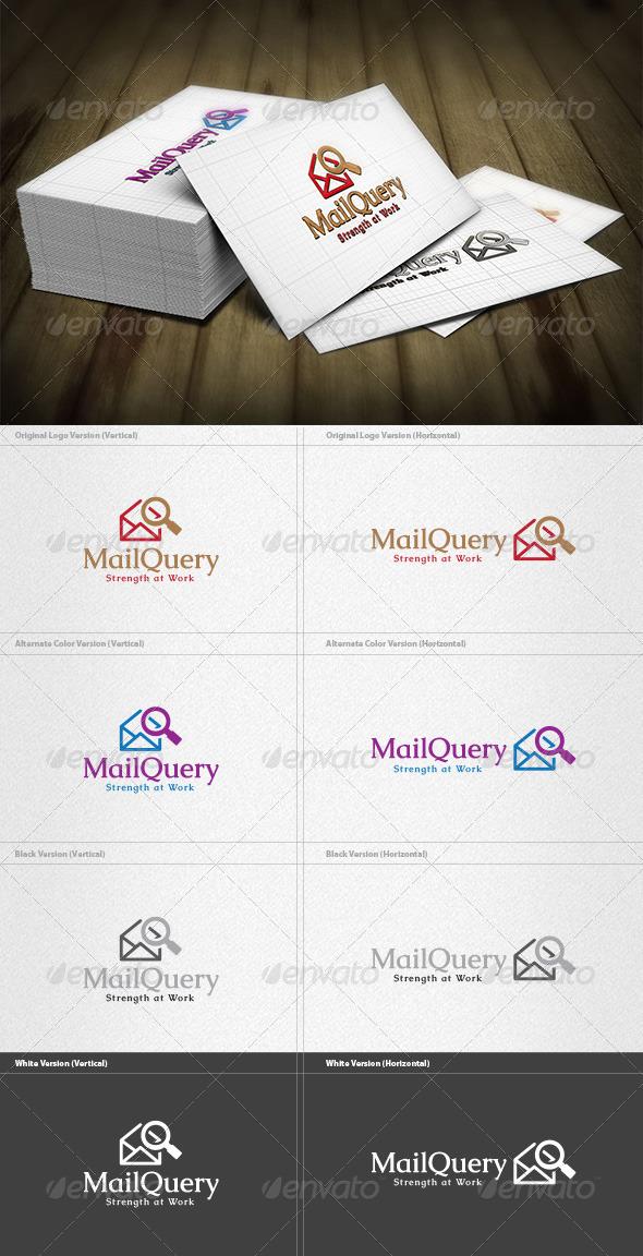 GraphicRiver Mail Query Logo 5982366