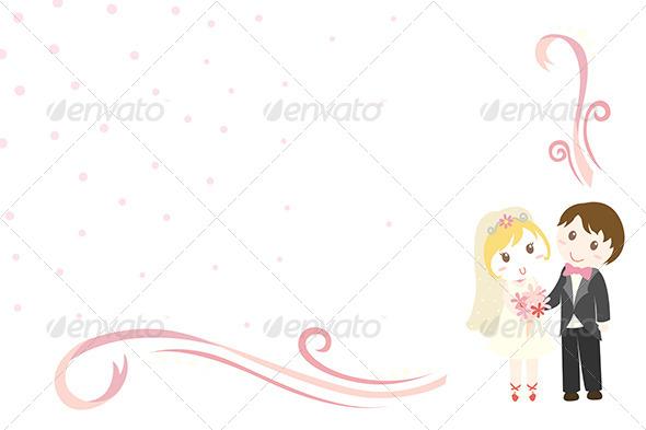GraphicRiver Wedding Invitation 5982530
