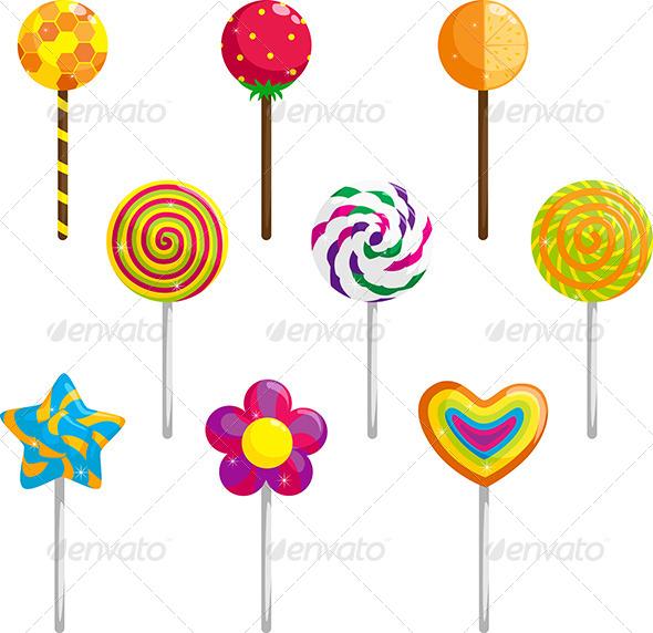 GraphicRiver Lollipop 5982594