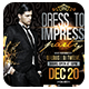 Dress to Impress | Flyer Template - GraphicRiver Item for Sale