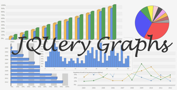 CodeCanyon jQuery Graphs Plugin 5957381