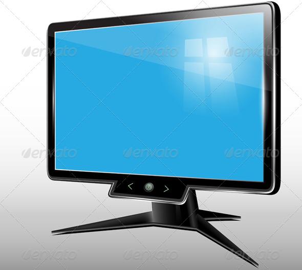 Monitor Computer Display