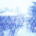Blue Snow Background - PhotoDune Item for Sale