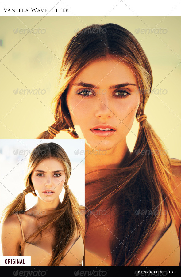 GraphicRiver Vanilla Wave Filter 5984101
