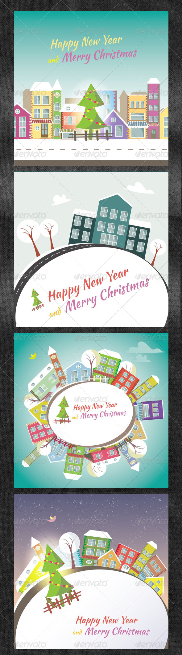 GraphicRiver Happy New Year Greeting Card 5985605