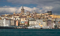 Turkey Istanbul View of the Galata Tower - PhotoDune Item for Sale