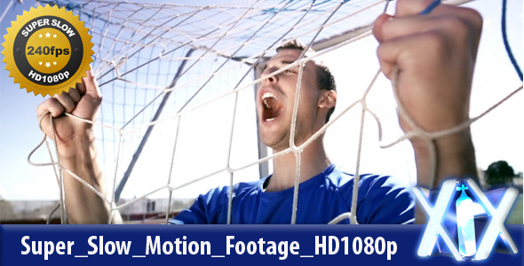 VideoHive Soccer Player Cheering 5985679