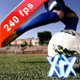 Soccer Player Kicking Ball - VideoHive Item for Sale