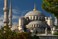 The Blue Mosque in Istanbul Turkey - PhotoDune Item for Sale