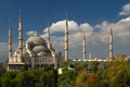 View on The Blue Mosque - PhotoDune Item for Sale