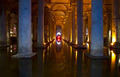The Basilica Cistern Istanbul Turkey - PhotoDune Item for Sale