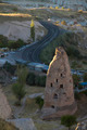 Cappadocia Turkey View on Road and Cave House - PhotoDune Item for Sale