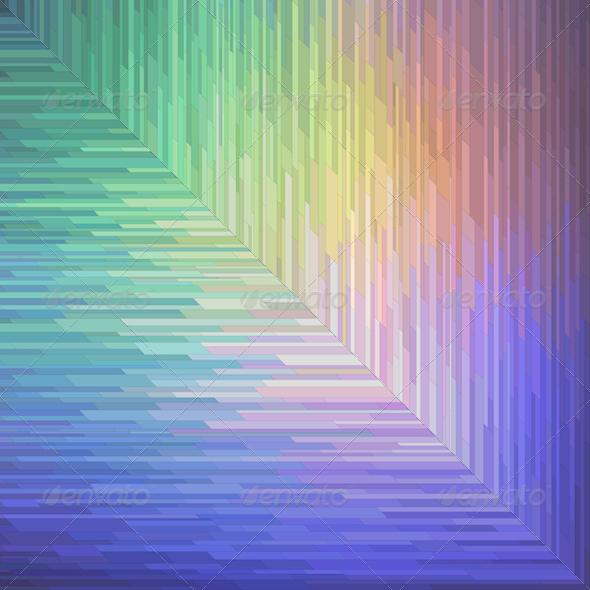 GraphicRiver Colorful Stripes 5986922