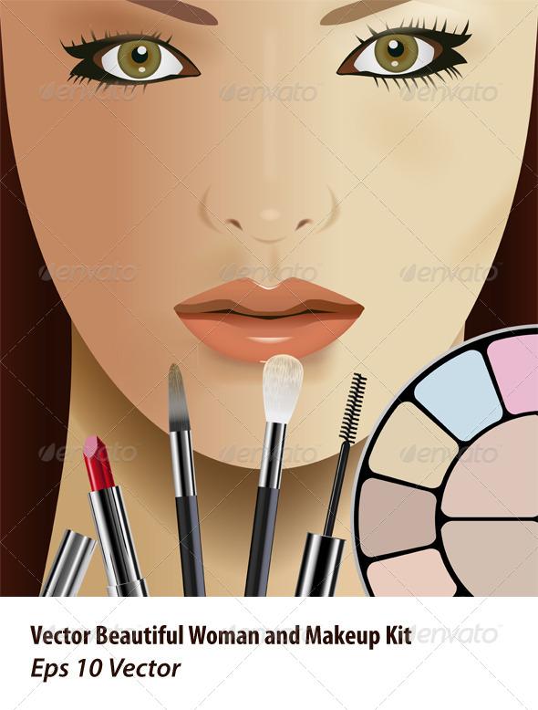 GraphicRiver Make Up 5987851