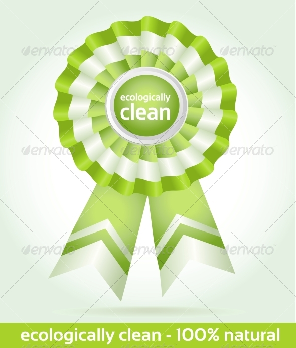 GraphicRiver Star Award for Environmentally Friendly Product 5987946