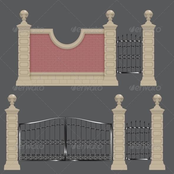 GraphicRiver Garden Gate 5988277