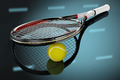 Tennis Racket - PhotoDune Item for Sale