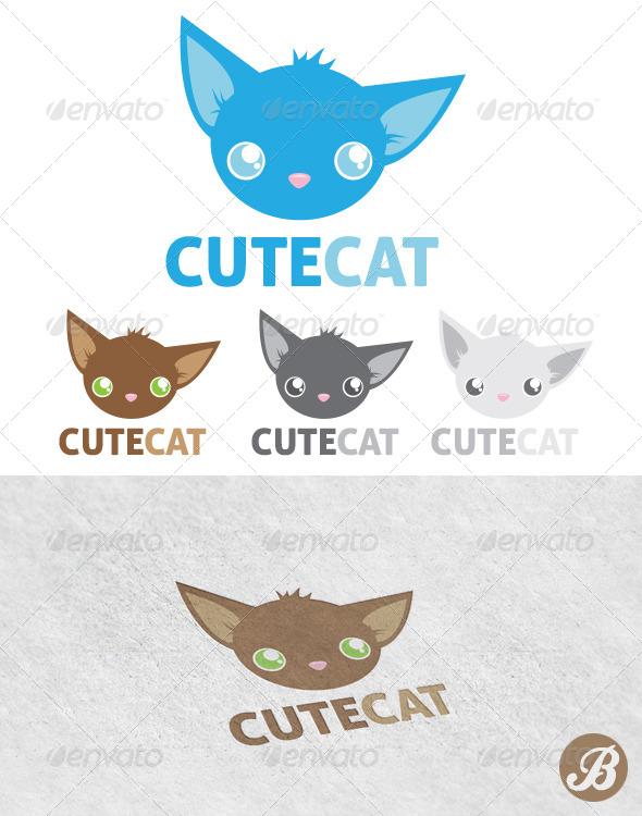 GraphicRiver Cute Cat 5981791
