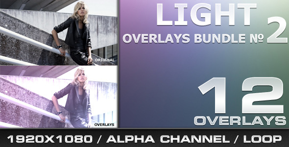 Light Overlays Bundle 2
