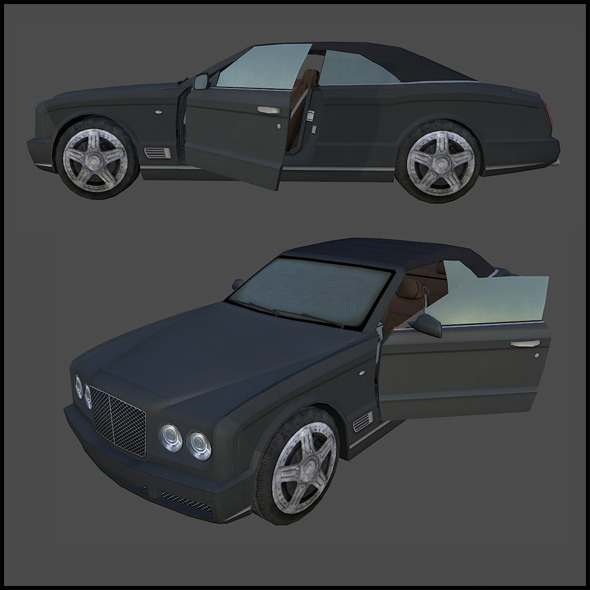 3DOcean Rolls-Royce Motor Cars 5989265