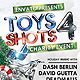 Toys 4 Shots Christmas Charity Flyer - GraphicRiver Item for Sale