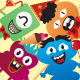 Download Vector Monster and Character Creation Kit with Party Items