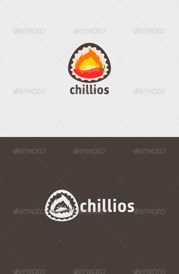 GraphicRiver Chillios Logo 5990515