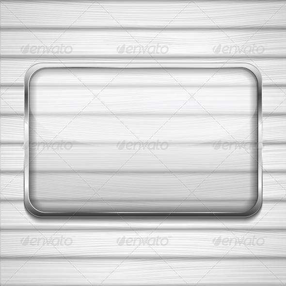 GraphicRiver Glass Frame 5990707