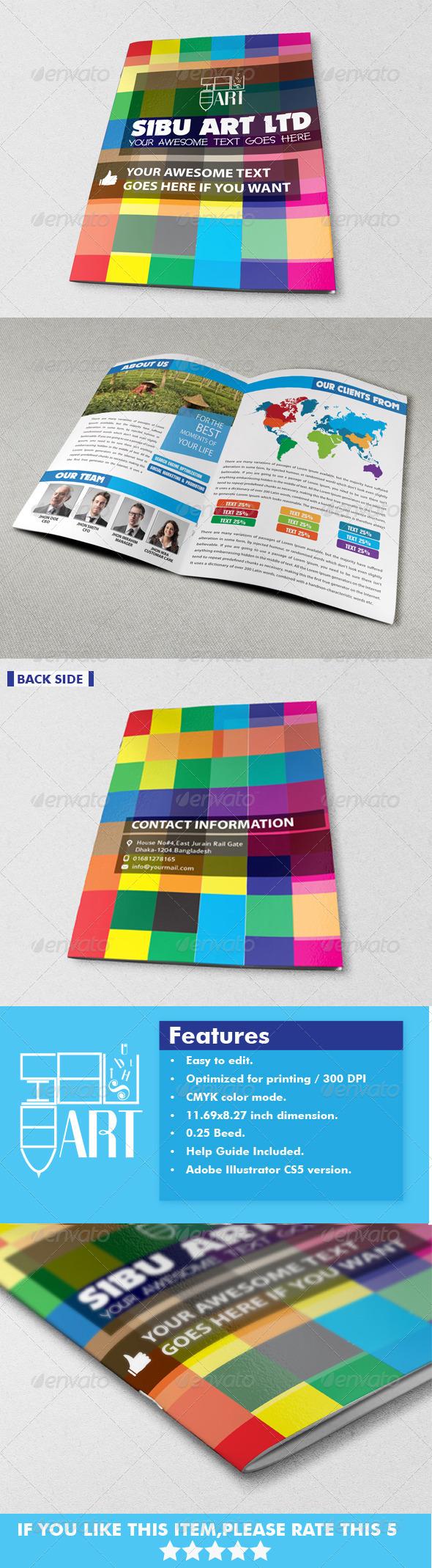 GraphicRiver Corporate Brochures Vol-002 5924245