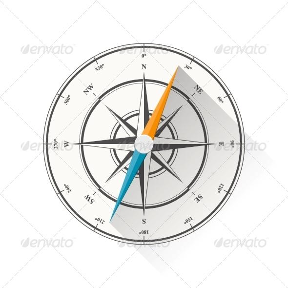 GraphicRiver Compass 5991405