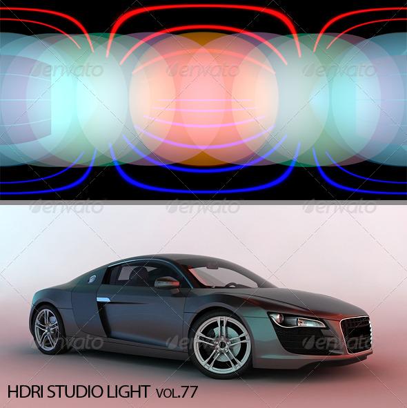 HDRI Light 77