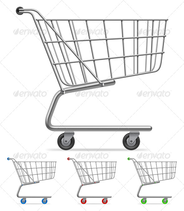 GraphicRiver Shopping Cart 5992571