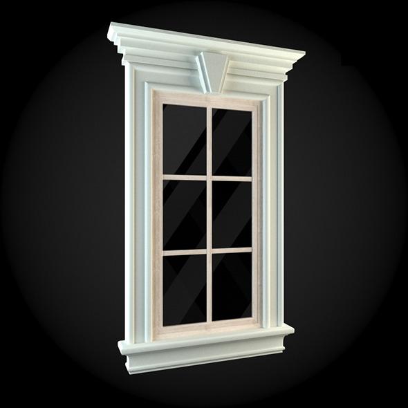 Window 003 - 3DOcean Item for Sale