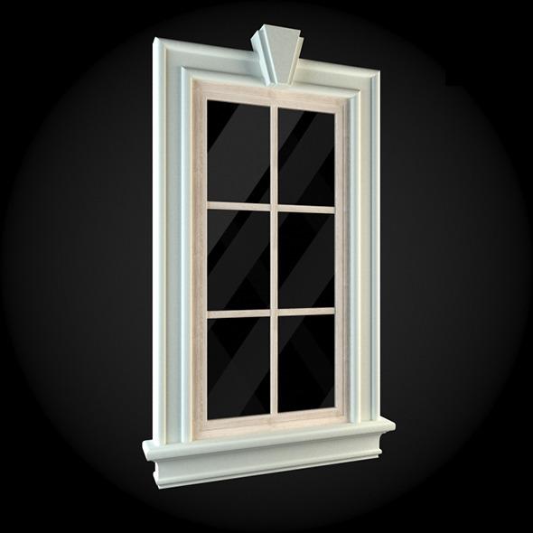 3DOcean Window 004 5993565