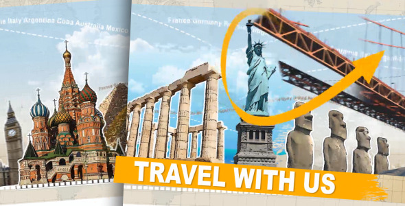 Travel With Us Tv Pack