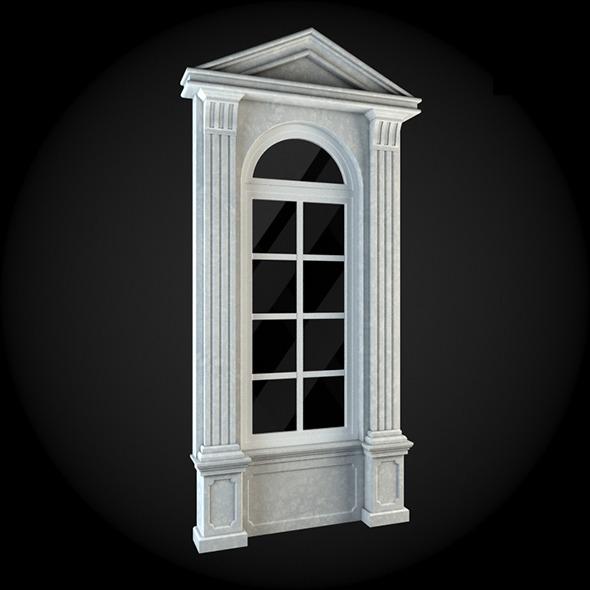 3DOcean Window 031 5993677
