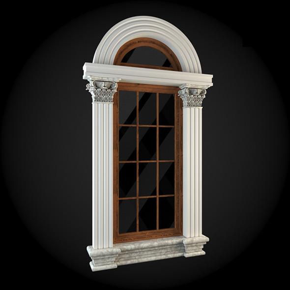 Window 029 - 3DOcean Item for Sale