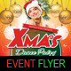 Xmas Dance Party Flyer Template - GraphicRiver Item for Sale