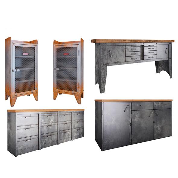 3DOcean Metal Furniture 5993778
