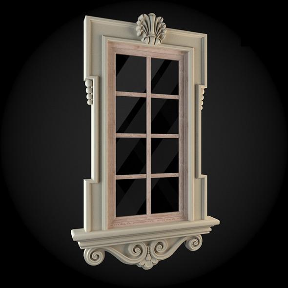 3DOcean Window 016 5993782