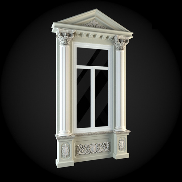 3DOcean Window 019 5993841