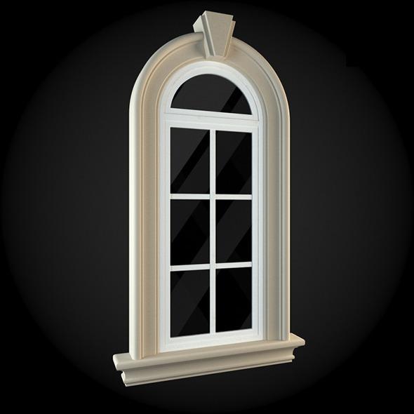 3DOcean Window 020 5993959